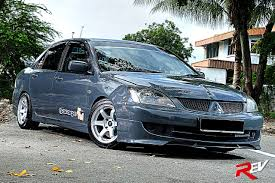 mitsubishi lancer 2000 modified ninja warrior mitsubishi lancer cs3