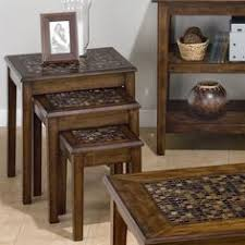 butler specialty nesting tables butler specialty nest of tables in plantation cherry butler http