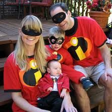 Incredibles Halloween Costume Family Halloween Costume Ideas