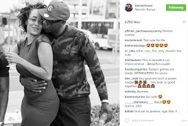 Bien Aime     s Lovey Dovey PHOTO with Bae makes the Ladies Green with     Daily Post Kenya News   blogger