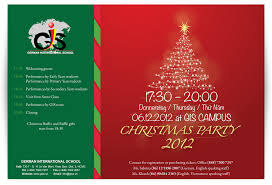 elegant office christmas party flyer 63 about invitation design