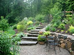 great garden ideas with stairs the exterior of beautiful making