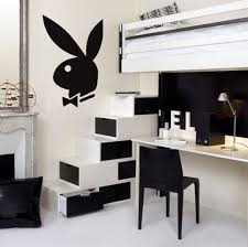 Rabbit Home Decor Attractive Small Bedroom Decorating Ideas For College Student