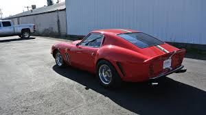 replica ferrari 1975 california gto 250 ferrari replica from delirious s269
