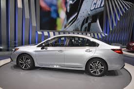 2017 subaru legacy wheels 2018 subaru legacy has a hint of impreza in chicago autoevolution