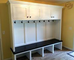 Small Storage Bench With Baskets Storage Bench Entryway Mudroom Small Storage Benches For Entryway