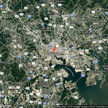 Map Of Baltimore Md 4 Star Hotels In Baltimore Usa Today
