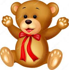 imagenes animadas oso dibujos animados feliz oso pardo archivo imágenes vectoriales