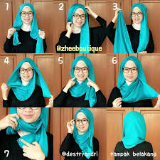 tutorial jilbab ala ivan gunawan 20 foto tutorial hijab ala rina nose tahun 2017 tutorial hijab