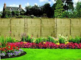 Fencing Ideas For Small Gardens Images Small Garden Fence Ideas 21 Wonderful Garden Fencing Ideas
