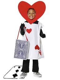 Halloween Costumes Cover Body Quick Easy Ace Hearts Costume Holidays Halloween