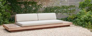 homenature outdoor platform sofa collection homenature outdoor