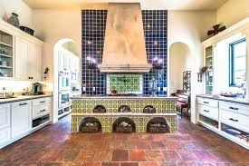 kitchen backsplash mexican tile stickers mexican painted