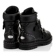 white biker boots black smooth leather biker boots breeze flat aw17 jimmy choo