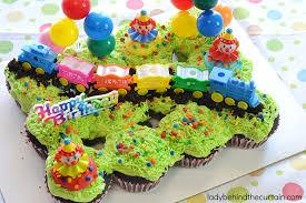 circus train devil u0027s food cupcake pull apart
