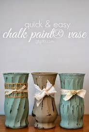 quick u0026 easy vase makeover with chalk paint decorative paint by