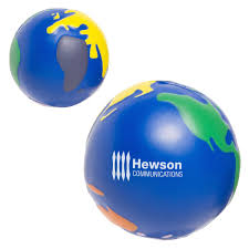 halloween stress balls personalized earth globe and space stress balls inkhead com