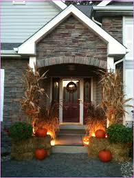 Outdoor Fall Decorating Ideas 2014