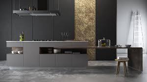 contemporary kitchen new elegant black kitchen design for remodel