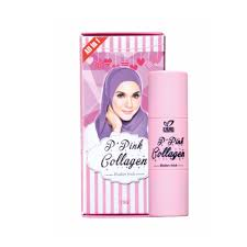 D Collagen d herbs p pink collagen blusher stick 15 g go shop