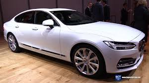 Home Design Exterior And Interior 2017 Volvo S90 T8 Exterior And Interior Walkaround 2016