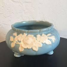 Weller Pottery Vase Patterns Weller Bowl Ebay