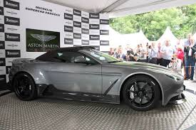 aston martin vantage 2016 goodwood 2016 1 of 1 aston martin vantage gt12 roadster gtspirit