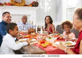 thanksgiving family stock images royalty free images vectors