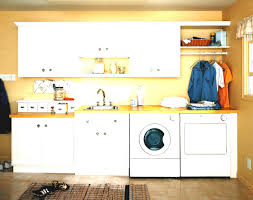 home design laundry room cabinets with hanging rod small kitchen