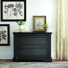 2 Drawer Black File Cabinet Home Decorators Collection File Cabinets Home Office Furniture