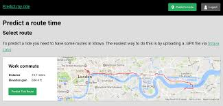 Map My Ride App Predict My Ride Building A Scala Cycling App From Scratch Inviqa