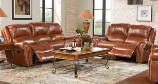 leather chair living room leather furniture sets collections individual pieces