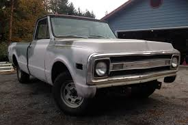 loud and long 1969 chevrolet c10