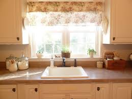 Roman Blinds For Kitchen Decorating Dear Lillie Kitchen With Roman Blinds And Kitchen Sink