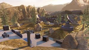 Halo Capture The Flag Big Team Battle Included In Halo 5 After All Halo Diehards