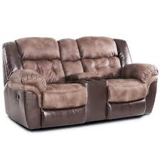 Homestretch Reclining Sofa Homestretch 139 Casual Reclining Loveseat With Console Royal