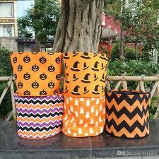 halloween bucket personalized halloween tote halloween tote
