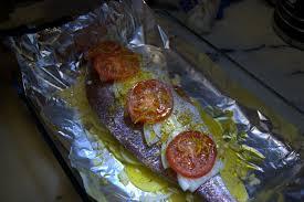 comment cuisiner le p穰isson comment réussir poisson au four silverpeche com