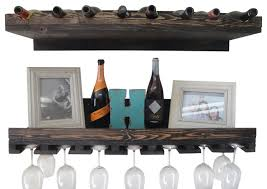 awesome rustic wine rack houzz pertaining to wine rack shelf