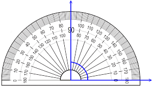 30 60 90 Triangles Worksheet Measuring Angles With A Protractor Lesson U0026 Video