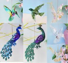 bird metal tree ornaments ebay