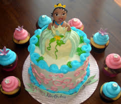 Princess And The Frog Birthday Cake And Cupcake Ideas Sassy Dealz