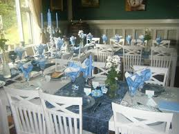 centerpieces for baptism table setting for baby baptism decoration ideas best house design