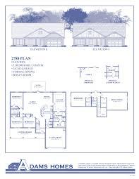 single story house plans with bonus room four seasons farms adams homes