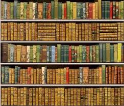 wall to wall books elle decoration