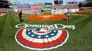 opening day brings across major league baseball landscape