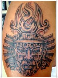 imagenes idolos aztecas 25 originales ideas para tatuajes aztecas
