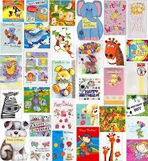 kids birthday cards amazon co uk