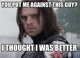 Winter Soldier Meme - battle of the week winter soldier vs moon knight battles