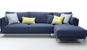 Navy Blue Leather Sectional Sofa Navy Sectional Sofa Adrop Me